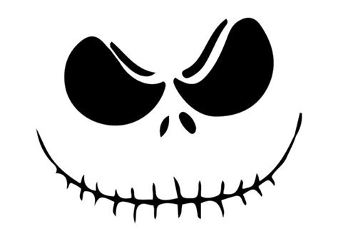 jack skellington face outdoor vinyl