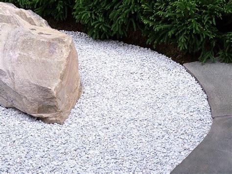 cave di ghiaia ghiaia per giardino progettazione giardini giardino