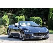 2018 Maserati GranTurismo Coupe Convertible First Drive