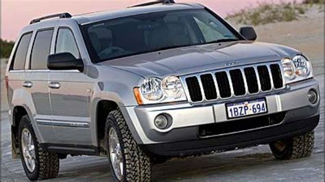 Chrysler Jeep Recall Information by Chrysler Recalls Jeep Grand Cherokees