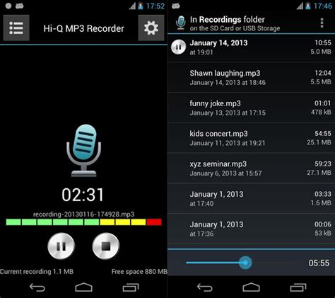 android record audio 3 best android recorder apps how do you record audio on android aw