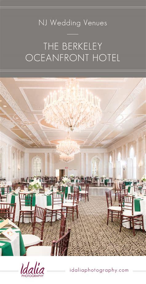 intimate wedding venues in central nj berkeley oceanfront hotel asbury park nj wedding venue
