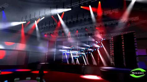 3d light show realizzer 3d demoshow youtube