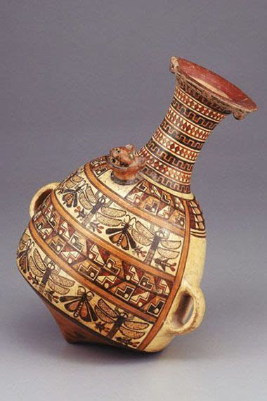 imagenes de vasijas aztecas ceramica inca historia universal