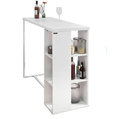 banco bar per casa sobuy bancone bar da casa tavolo cucina l120 p49 a105 cm