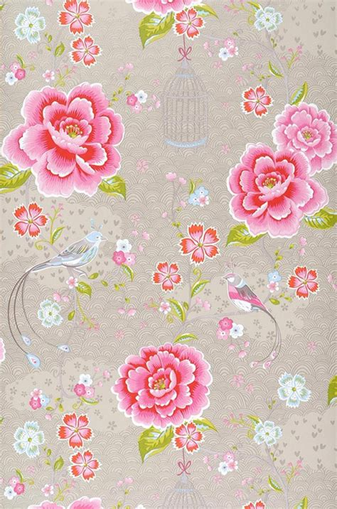Tapisserie Fleur by Id 233 E Deco Du Papier Peint 224 Fleurs