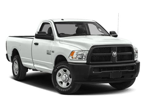 New 2018 RAM 2500 SLT Regular Cab in Norwood #M180204