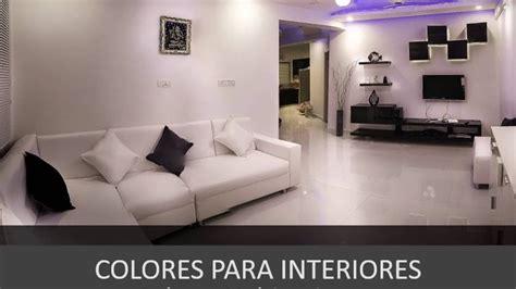 colores en decoracion de interiores uso de colores colores y decoraci 243 n de interiores para