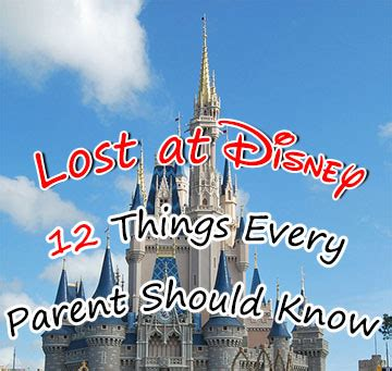 lost at disney world 12 safety tips every parent should