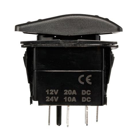 4 pin led rocker switch wiring diagram free