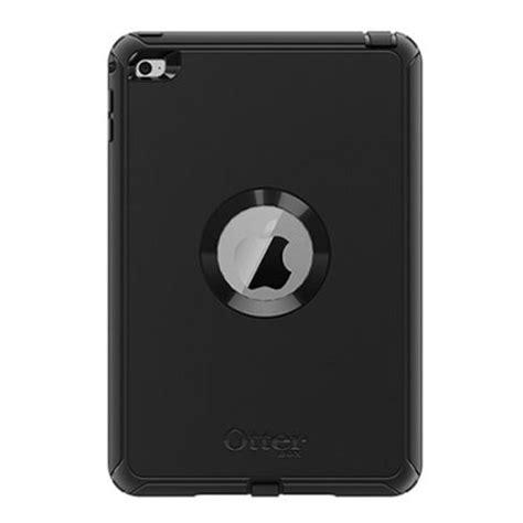 Defender For Apple Mini 4 Black otterbox defender series mini 4 black mobilefun
