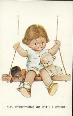 Vintage Mode Swing by I Always Preferred Stuffed Animals To Baby Dolls When I