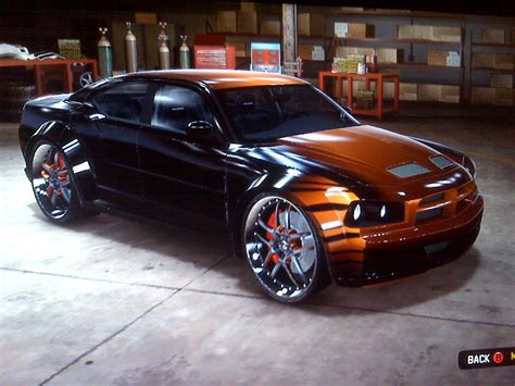 skulltq 2008 Dodge Charger Specs, Photos, Modification Info at CarDomain