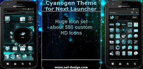cyanogen themes store apk next launcher cyanogen theme v1 02 apk download