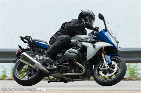 bmw motorcycle 2016 bmw r1200rs first ride review motorcycle usa