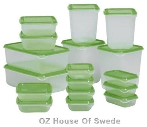 ikea food storage ikea 17 plastic food storage containers saver container