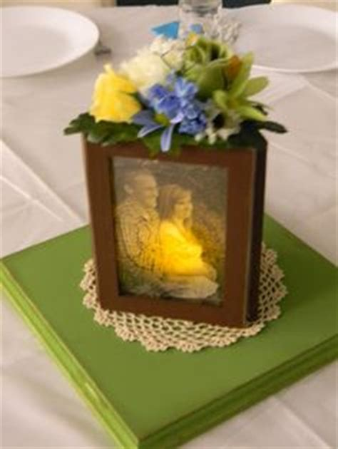 picture frame centerpieces diy picture frame centerpiece a few of the things that