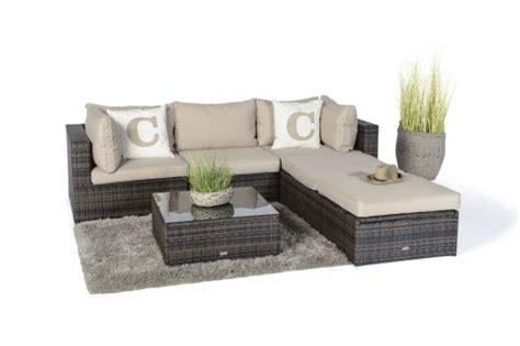 sofa mit stauraum rattan garden furniture garden furnishings garden