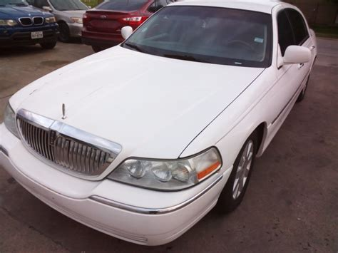 lincoln town car seats for sale 2008 lincoln town car for sale by owner houston 77072