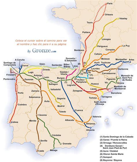 how to do the camino de santiago distintos caminos para llegar a santiago mi primer