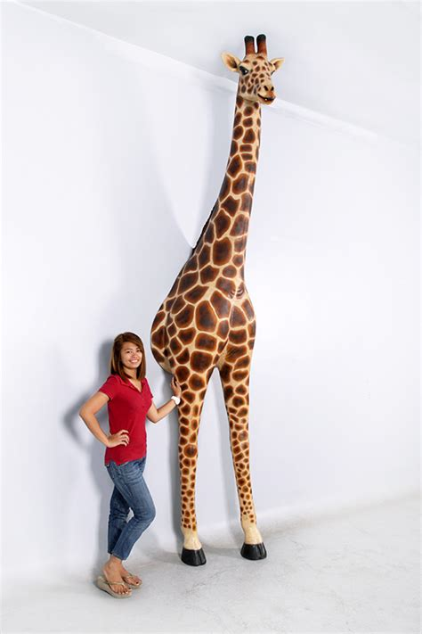giraffe statue home decor giraffe statue wall sculpture