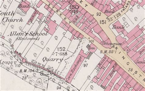ordnance survey maps national library of scotland
