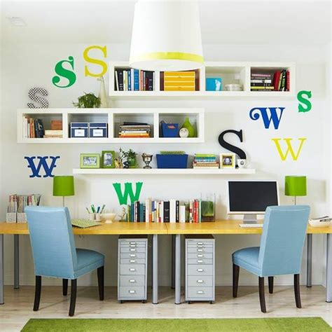 wall organization ideas for