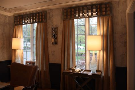 curtains for dining room windows stately traditional home features elegant decor and latest