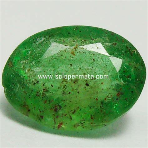 zamrud emerald beryl 1 7ct batu permata zamrud emerald beryl 26a05 toko