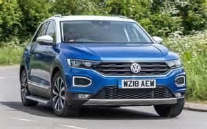 2019 Volkswagen T Roc by 2019 Volkswagen T Roc Gets A New Diesel Engine In The Uk