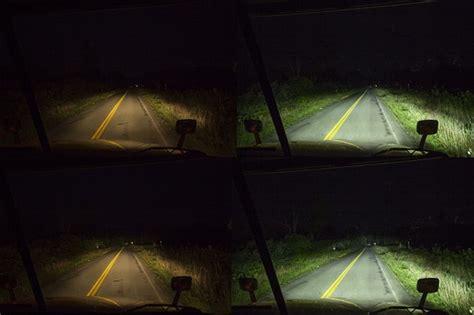 Projector Beam Halogen Headlights Vs Led   LED My Bookmarks