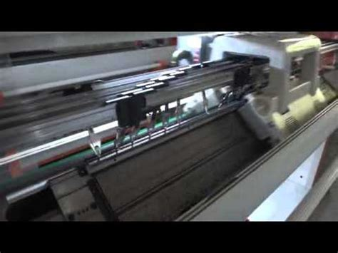 electronic knitting machine reviews automatic knitting system based on the kh 970 doovi