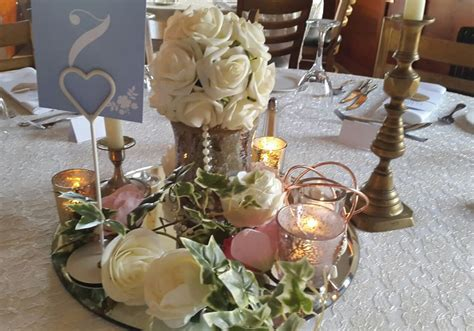 Wedding Table Centrepieces by Wedding Centrepieces For Your Wedding Tables In Northern