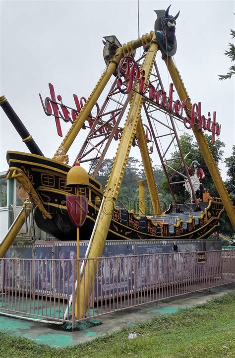 pirate boat swing china new rides swing pirate boat amusement park equipment