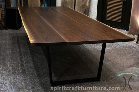 Live Edge Slab Dining Tables Walnut Slabs And Tops Live Edge Conference Table