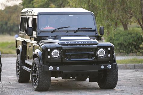 Pakistan S Land Rover Defender Kahn Design Comes