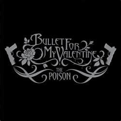 bullet for my tears don t fall pt bullet for my the poison album spirit of
