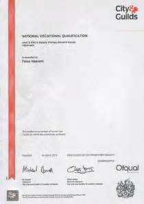 Nvq 3 Plumbing by Kokopics Pictures Nvq Level 3 Certificate 2
