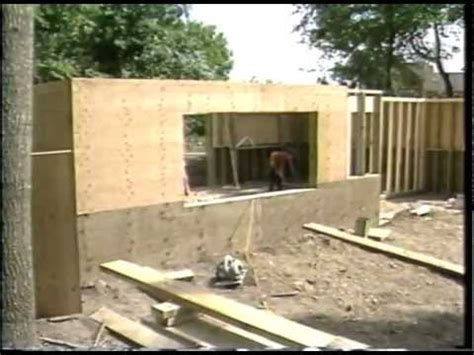 preserved wood basement permanent wood foundations nothing complicated nothing