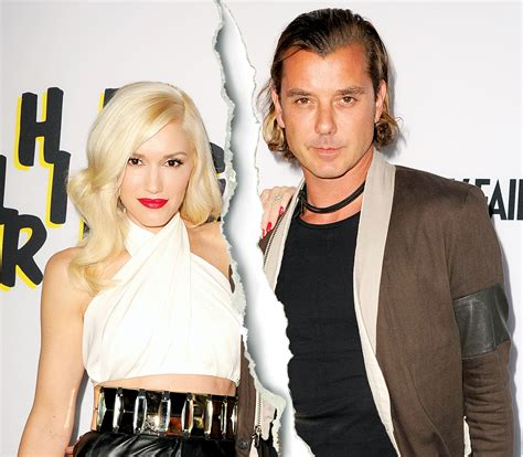 gwen stefani on gavin rossdales affair it was months of gwen stefani s ex alleged to have cheated with their nanny