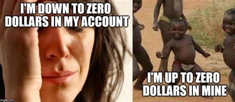 Third World Problems Meme - first world problems vs third world success imgflip