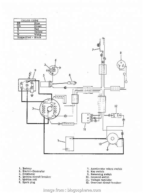 club car micro switch wiring diagram  picture wiring
