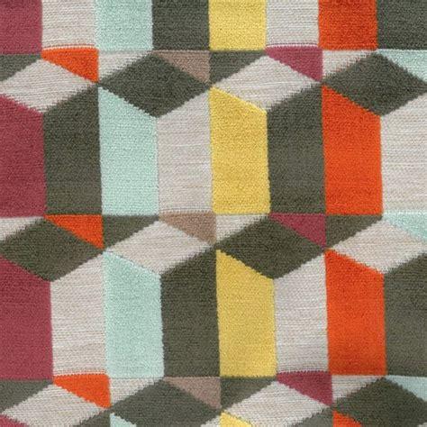 graphic patterned velvet fabric jacquard upholstery fabric jacquard canvas fabric graphic