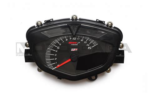 Speedometer Digital Jupiter Mx koso digital speedometer yamaha t135 jupiter mx