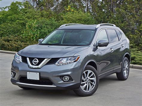Nissan Rogue 2015 Reviews by 2015 Nissan Rogue Sl Awd Road Test Review Carcostcanada