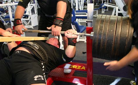raw bench press records powerlifting and bench press hall of fame rankings records