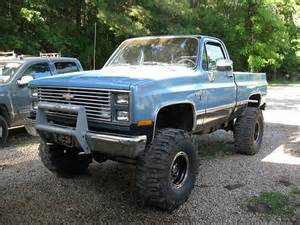 Chevrolet In Louisiana Find Used 1986 Chevy 4x4 In Center Point Louisiana
