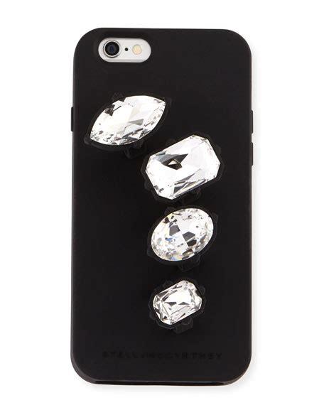Rhinestone Knuckle Ring stella mccartney rhinestone knuckle ring iphone 6 black