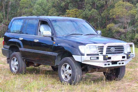 toyota land cruiser 100 series toyota landcruiser 100 series wagon black 59333 superior