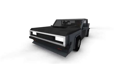 minecraft dodge charger minecraft car rig dodge charger 1968 cinema 4d